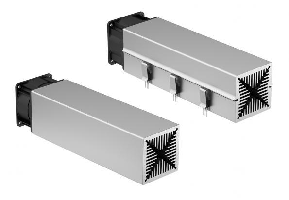 Unités de ventilation miniatures