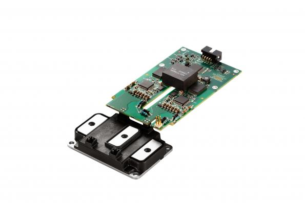 Carte Gate Drivers pour modules de puissance XM3 de Wolfspeed