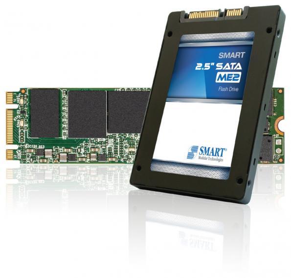 SMART Modular annonce le lancement de sa nouvelle gamme SATA SSD