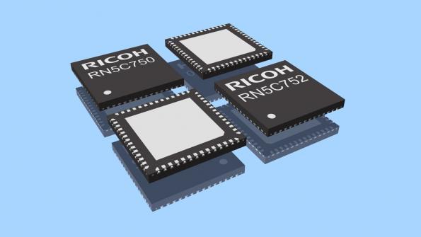 Circuits intégrés de pilotes de diode laser pour les applications d'affichage tête haute et de projecteur