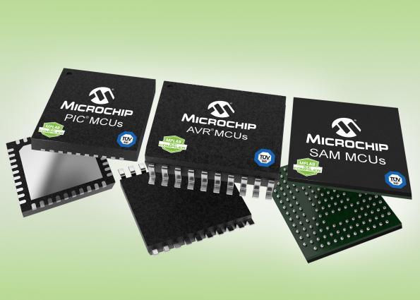 Microchip simplifie les exigences de sécurité fonctionnelle grâce à ses outils MPLAB certifiés TÜV SÜD