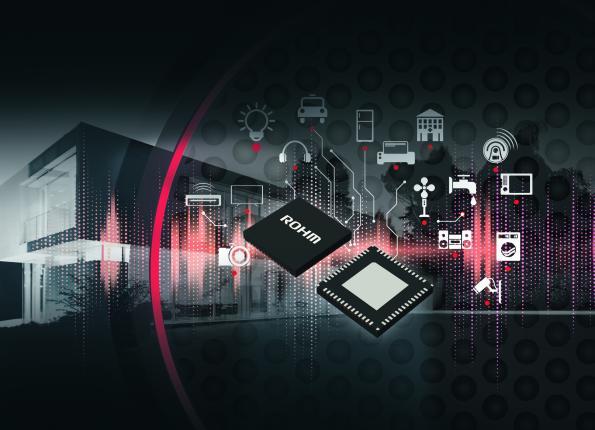 Circuit de gestion de l'énergie optimisé pour les processeurs d'applications i.MX 8M Nano