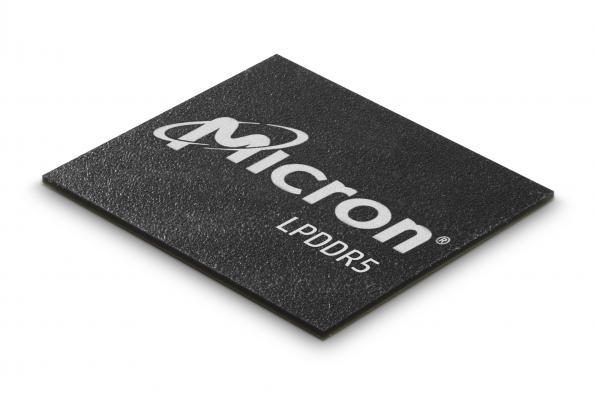 Micron commercialise la première DRAM de faible puissance pour les smartphones hautes performances