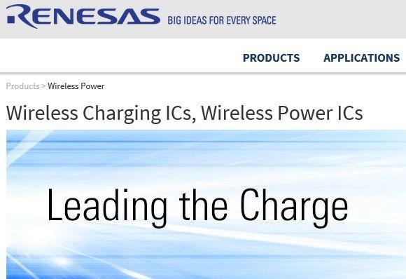 Renesas Electronics et Panthronics collaborent sur les solutions de recharge sans fil et IoT connectées