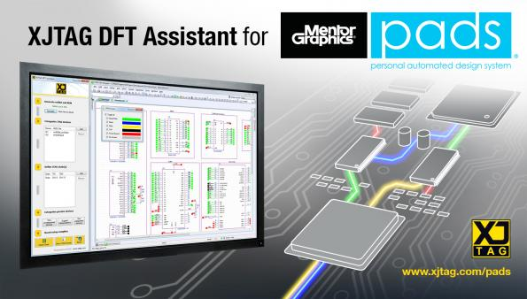 Outil de conception DFT pour PADS de Mentor Graphics
