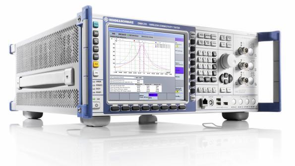 Solutions pour les tests Bluetooth Low Energy jusqu'à la version 5.2