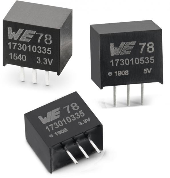 Modules d'alimentation répondant aux exigences du réseau industriel 24 V
