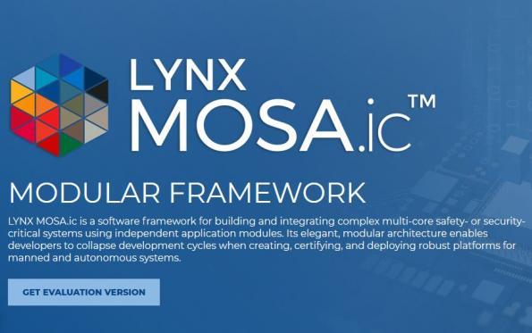 Le cadre de développement LYNX MOSA.ic prend de l'ampleur