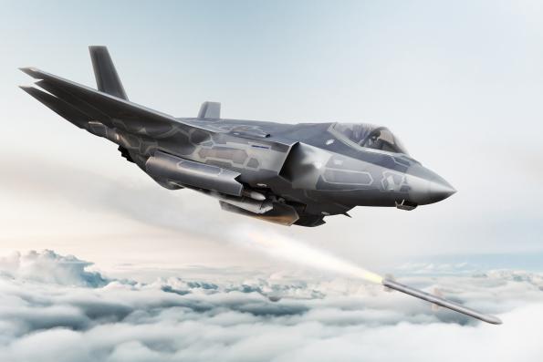 Lynx et CoreAVI fournissent un processeur graphique virtualisé pour l'afficheur panoramique du cockpit du F-35 Lightning II