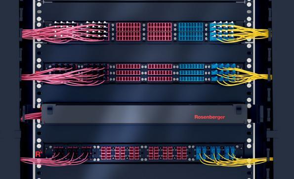 Système de câblage complet optimisé pour la technologie 400GBASE-SR8
