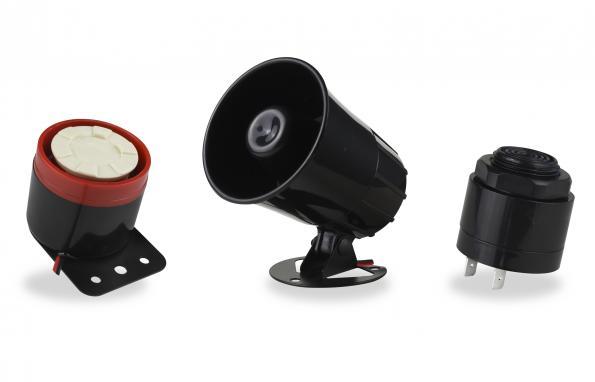 CUI Devices ajoute une lignée de produits de sirènes à son portefeuille audio