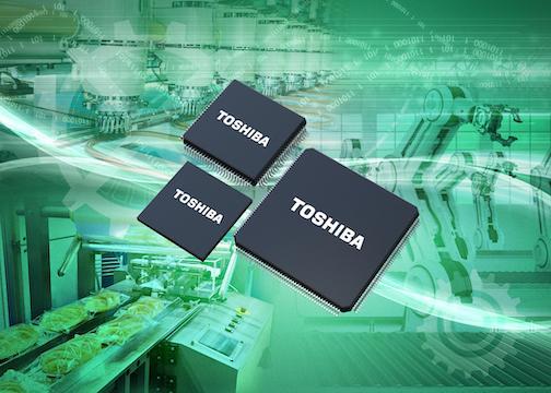 Toshiba élargit sa gamme de microcontrôleurs 32 bits