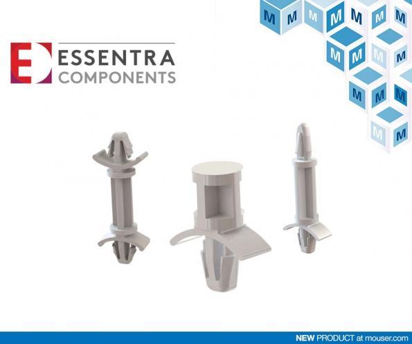 Mouser Electronics et Essentra Components signent un accord de distribution mondial