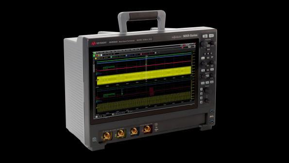 Keysight Technologies lance un nouvel oscilloscope à signaux mixtes de la gamme Infiniium MXR