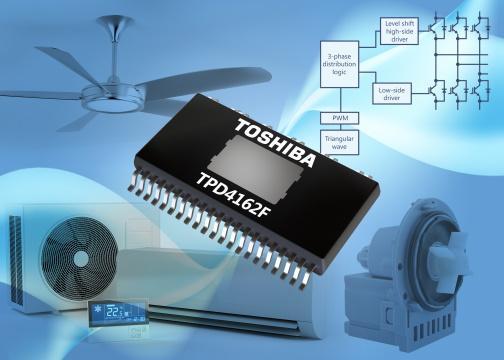 Dispositif de puissance intelligent et compact avec une tension nominale de 600V
