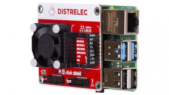 Kit de refroidissement professionnel pour Raspberry PI 3B / 3B+ / 4