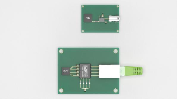 Solution de filtrage pour une interface Ethernet à paire unique