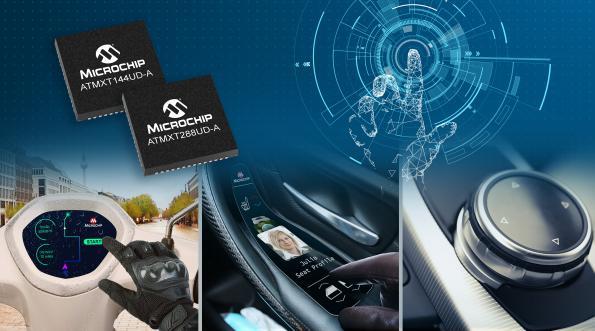 Contrôleurs automobiles pour surfaces intelligentes et écrans multifonctions