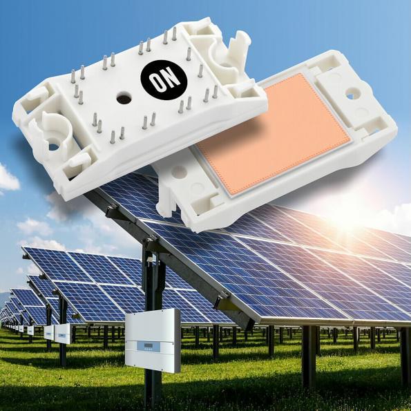 Les modules SiC d'ON Semiconductor vont équiper les onduleurs PV solaires de Delta