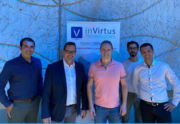 InVirtus Technologies renforce sa distribution par un accord avec le Groupe Airicom