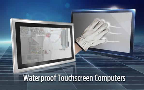Panel PC tactiles et lavables