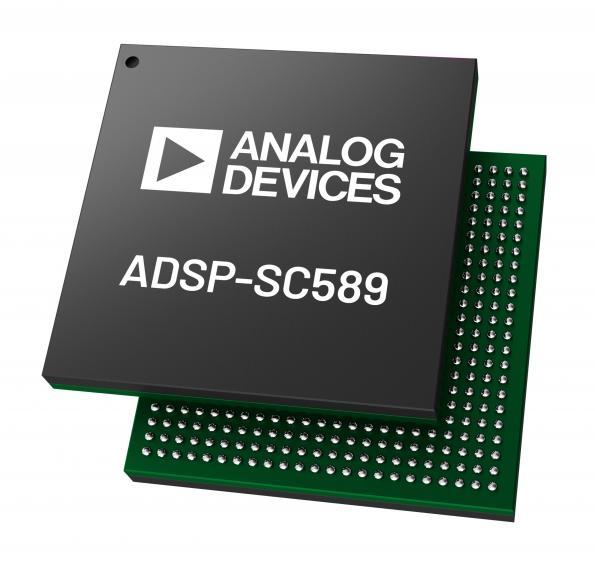 Analog Devices annonce un système audio complet basé sur sa technologie de bus audio A2B