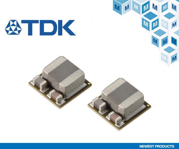 Les modules d'alimentation DC-DC ultra-compacts TDK FS1406 µPOL chez Mouser