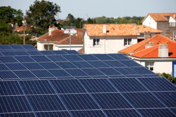 Un outil pour estimer le potentiel solaire sur les toitures des particuliers