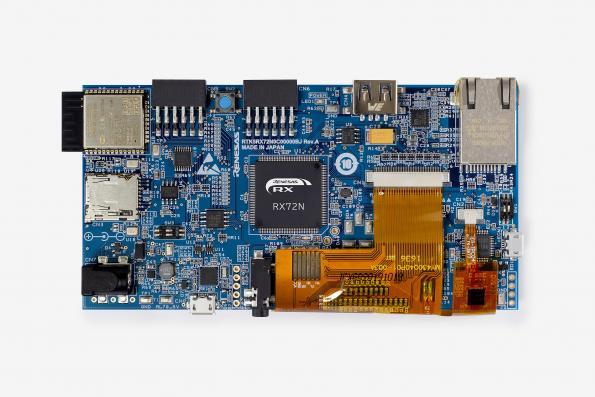 RS Components facilite le développement d'IHM pour les applications IoT