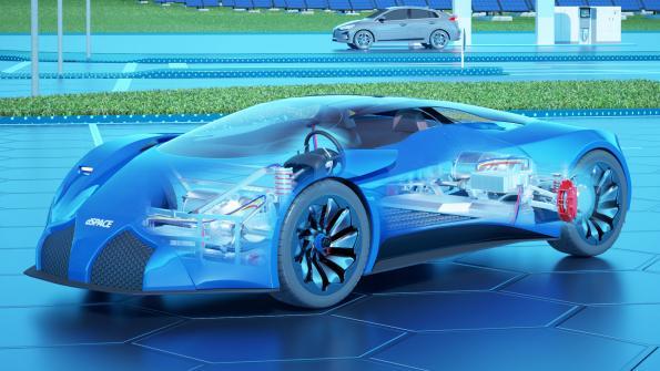 AC Motor Control Solution optimise le développement des commandes pour les moteurs électriques