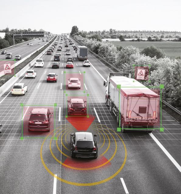 FEV participe au développement des fonctions de conduite automatisée