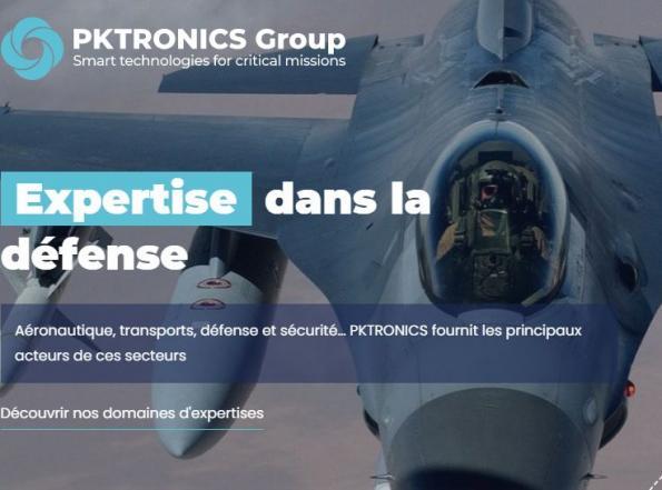 PKTRONICS signe un contrat de partenariat avec Enercon Technologies