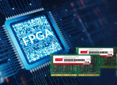 Modules DRAM de classe industrielle pour applications FPGA