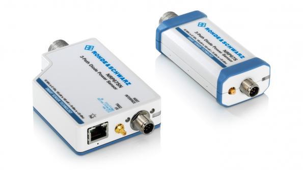 Sondes pour mesures à grande vitesse et haute précision des puissances RF jusqu'à 67 GHz