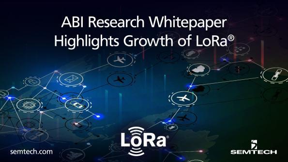 Livre blanc sur la croissance de la technologie LoRa et du protocole ouvert LoRaWAN