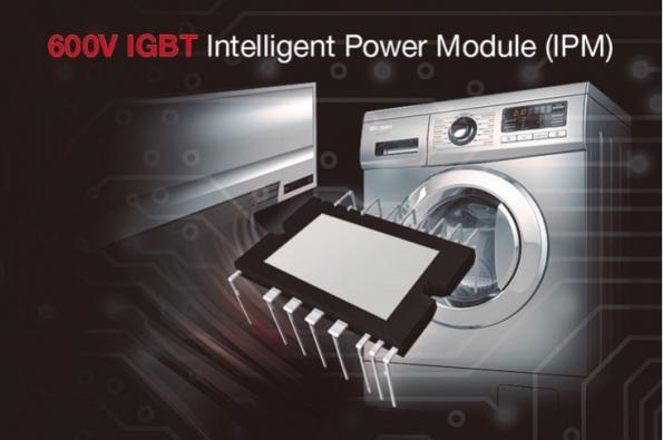 IPM IGBT 600 V avec niveau de bruit extrêmement bas