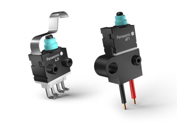 Microrupteurs avec des capacités de diagnostic