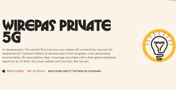 Wirepas dévoile un nouveau standard pour l'IoT et la 5G non cellulaire