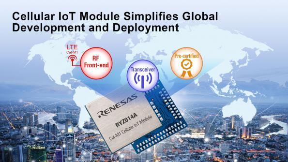 Modules cellulaires prêts à être déployés pour les réseaux IdO sans fil et sans passerelle