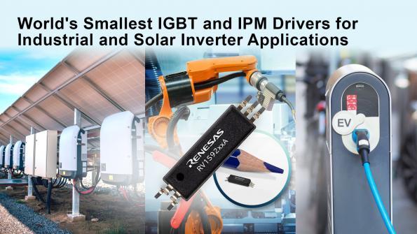 Photocoupleurs pour les applications d'automatisation industrielle et d'onduleurs solaires