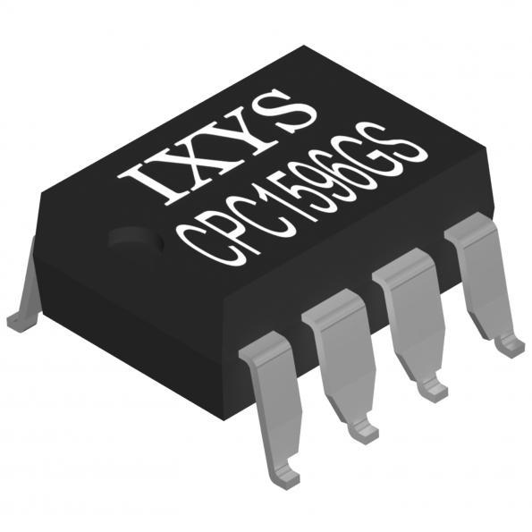 Circuit de commande de grille opto-isolé à charge polarisée