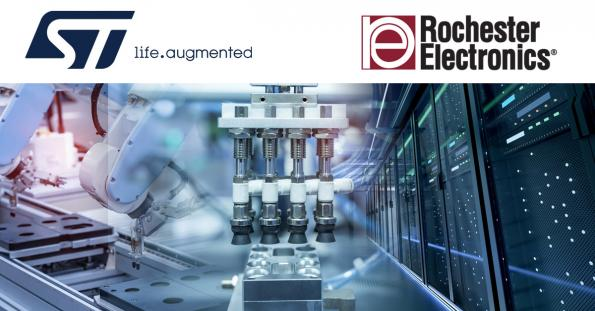 Collaboration Rochester-ST Microelectronics