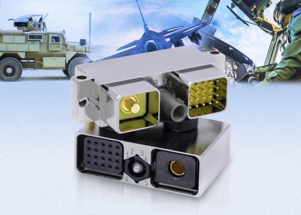 Connecteurs modulaires conforme à la norme EN 4165