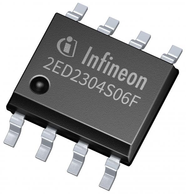 SOI 650V driver integrates bootstrap diodes