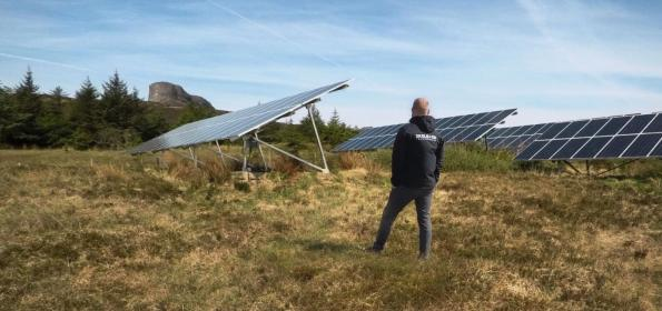 Ultracapacitors unscramble the power grid on Eigg