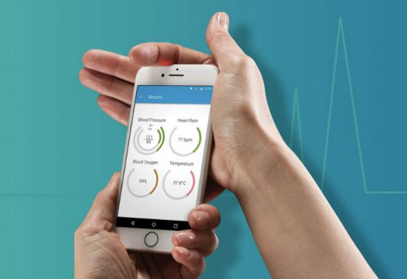 Vital signs sensor could transform smartphones