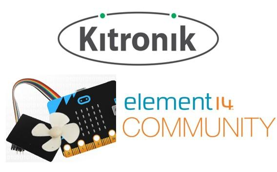 element14.com has teamed up with educational project kit developers Kitronik to launch a STEM initiative - the summer code club challenge.