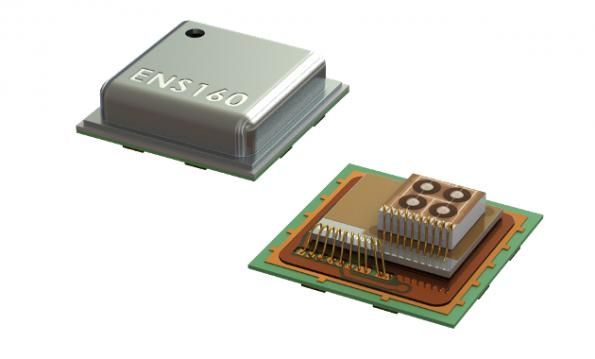 AMS spin-off creates multi hot-plate air quality sensor