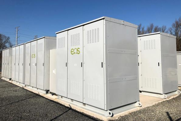 Holtec and Eos Energy Storage have formed a US joint venture to build aqueous zinc battery systems for industrial-scale energy storage.