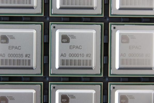 European supercomputer project receives RISC-V test chips